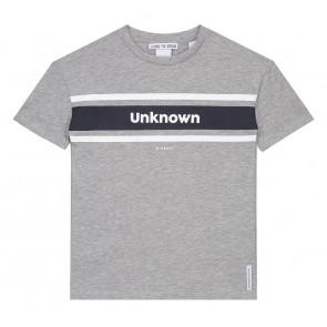 NIK en NIK Unknown t-shirt in de kleur grijs