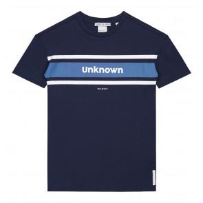 Nik en Nik boys unknown t-shirt in de kleur dark blue donkerblauw