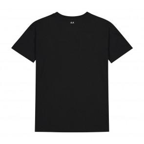 Nik en Nik Anton t-shirt met fotoprint in de kleur black zwart