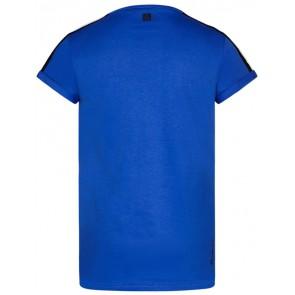 Retour Jeans Irene t-shirt met print in de kleur blauw