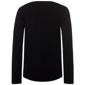 Retour Jeans Marvin longsleeve t-shirt in de kleur zwart