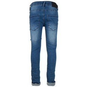 Indian Blue Jeans blue Ryan skinny fit broek in de kleur medium denim blauw