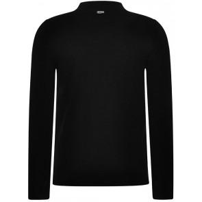Retour Jeans Lia longsleeve t-shirt met hoge hals in de kleur zwart
