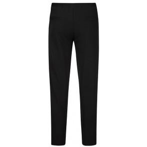 Retour Jeans Pemme broek met strik in de kleur zwart