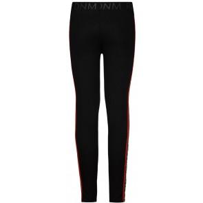 Retour Jeans Beau legging met logo bies in de kleur zwart