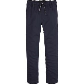 Calvin Klein Jeans nette sweatpants pantalon in de kleur donkerblauw