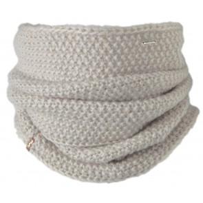 Barts Ymaja col sjaal in de kleur oester beige