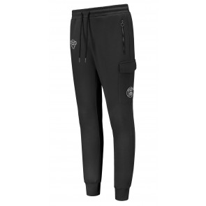 Black Bananas kids jogger sweatpants in de kleur zwart