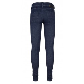 Indian Blue Jeans Blue Jill flex skinny fit broek in de kleur jeansblauw