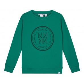 NIK en NIK NN sweater trui in de kleur groen