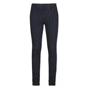 Retour Jeans Hanna tregging met strepen in de kleur donkerblauw