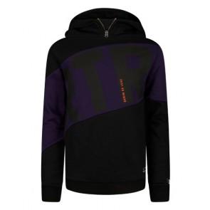 Retour Jeans Sven hoodie trui in de kleur zwart