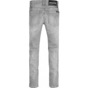 Calvin Klein Jeans skinny fit broek in de kleur grijs