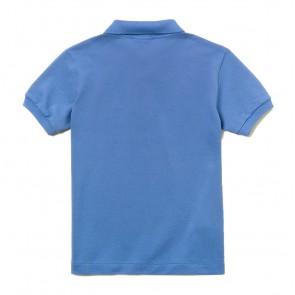 Lacoste polo shirt in de kleur lichtblauw