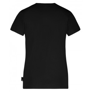 Ballin Amsterdam t-shirt met logo in de kleur zwart