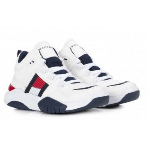 Tommy Hilfiger chunky sneakers in de kleur wit