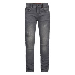 Retour Jeans Luigi skinny fit broek in de kleur medium grey