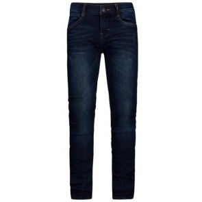 Retour Jeans Luigi skinny fit broek in de kleur dark blue denim