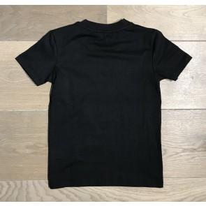 My Brand Junior exclusive t-shirt met logo in de kleur zwart