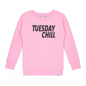 NIK en NIK sweater trui Tuesday Chill in de kleur roze