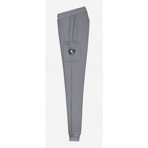 Nik en Nik boys sweatbroek Falco pants in de kleur stone grey grijs
