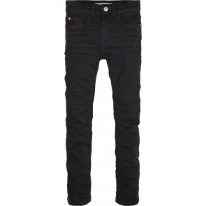 Calvin Klein Jeans fresh essential skinny fit jeansbroek in de kleur zwart