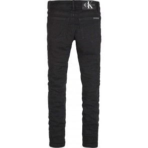 Calvin Klein Jeans skinny jeansbroek in de kleur zwart