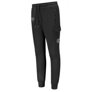 Black Bananas track pants sweat broek in de kleur zwart