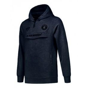 Black Bananas hoodie anorak sweater trui in de kleur donkerblauw