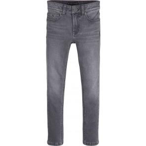 Tommy Hilfiger Simon super skinny fit broek in de kleur grijs