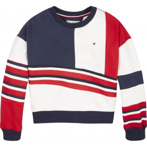 Tommy Hilfiger sweater trui in de kleur multicolor