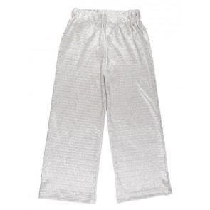 Rumbl Royal wijde broek in de kleur zilver