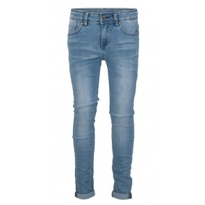 Indian blue jeans blue Andy flex skinny fit 2556 in de kleur light denim