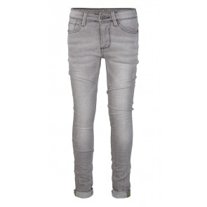 Indian blue jeans grey Brad super skinny fit 2805 in de kleur light grey grijs