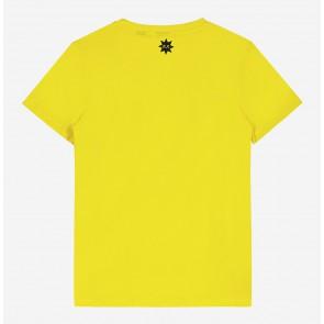 Nik en Nik t-shirt Kim in de kleur geel
