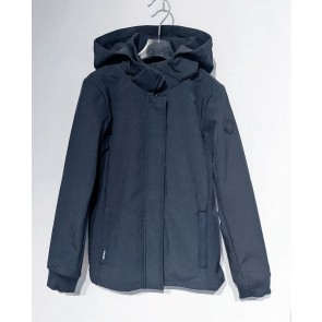 Airforce kids girls softshell jas jacket in de kleur donkerblauw