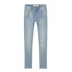 Circle of trust kids girls poppy skinny jeans in de kleur jeansblauw