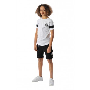 Black Bananas kids t-shirt Chief tee in de kleur wit