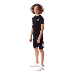 Black Bananas kids t-shirt Chief tee in de kleur zwart