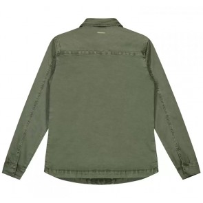 Circle of trust kids girls Kensi jacket jas in de kleur army green groen