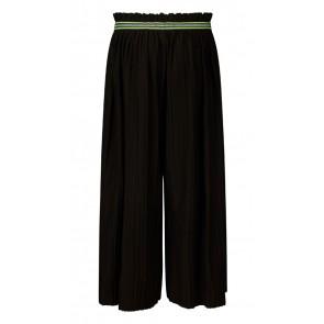 Retour jeans kids girls Jet pliseé broek in de kleur zwart