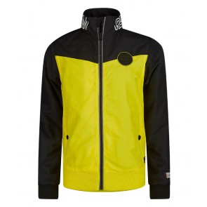 Retour jeans boys zomerjas Bryce in de kleur bright yellow geel/zwart