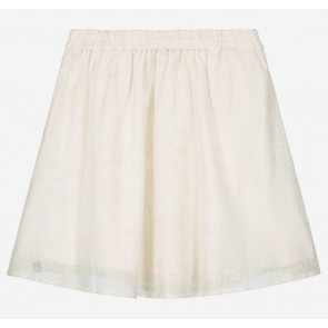 Nik en Nik girls Breanne Cissy skirt in de kleur vintage off white