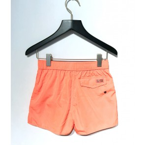 My Brand junior boys exclusive swimpants zwembroek in de kleur neon oranje