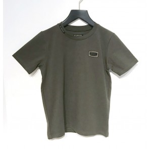 My Brand junior boys exclusive t-shirt in de kleur army green