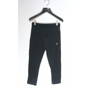 Lyle and Scott junior lange sweatpants broek in de kleur zwart