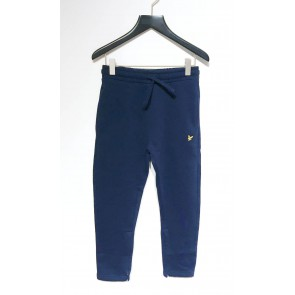 Lyle and Scott junior lange sweatpants broek in de kleur donkerblauw