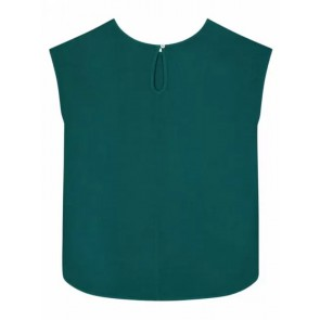 Circle of trust girls Dena top in de kleur deep teal donkergroen
