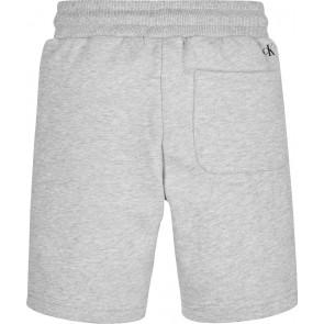 Calvin Klein jeans kids boys hero logo sweatshort in de kleur grijs