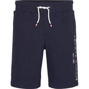 Tommy Hilfiger kids boys sweatshort korte broek in de kleur donkerblauw